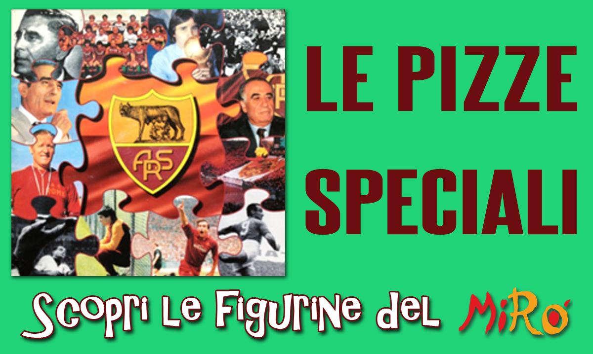 Immagine del banner dell'album delle pizze speciali del Mirò